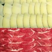 Recette: Lunes de jambon Serrano et fromage