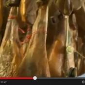 Vidéo: Le jambon ibérique Pata negra Bellota sur France 5