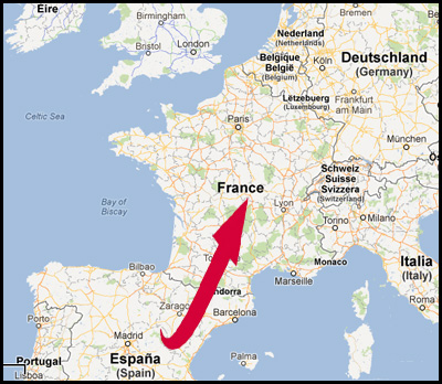 Comment envoyer des jambons à la France? rapidement et facilement