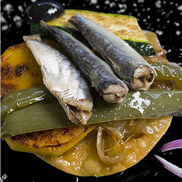 Sardines à l'huile d'olive, le poisson gourmet bon pour la santé