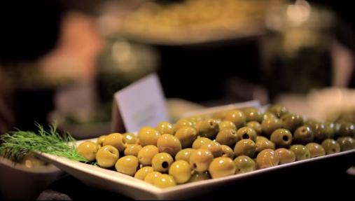 Les olives, plus qu'un apéritif