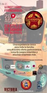 Street Food Fuengirola festival gastronomique