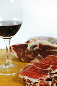 Jambon et vin: alliés dans votre régime pour perdre du poids