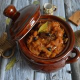 Le Bigos au Jambon Serrano et Chorizo