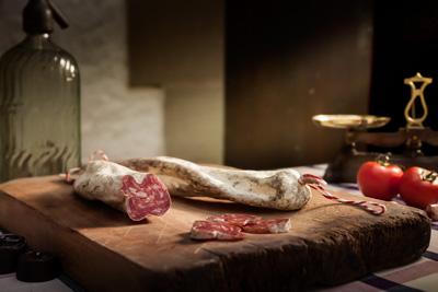 Casa Riera Ordeix: Le meilleur saucisson de Vic du monde.