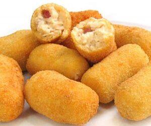 Recette: croquettes maison de jambon iberique