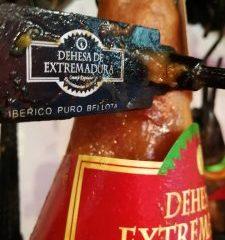 Jambon «D.O. Dehesa de Extremadura» : jambon dotés de personnalité.