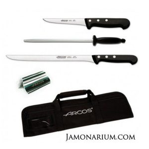 types couteaux jambon complements