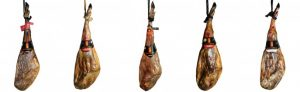 Types de jambon iberique: on vous l'expliquez