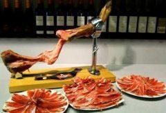 Comme est-ce qu'on peut profiter l'os du jambon ibérique bellota et serrano?