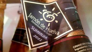L'AO Huelva de jambon ibérique devienne AO Jabugo