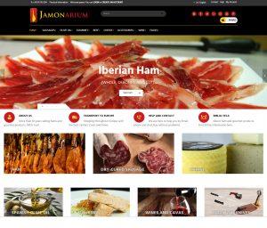 boutique en lignedes jambons et des saucisses ibériques
