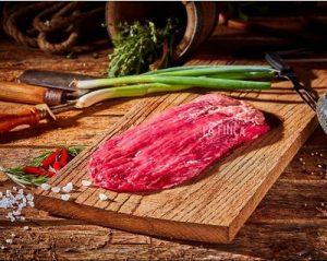 bavette de flanchet viande black angus uruguay