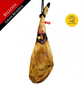 jambon de Bellota pata negra iberico