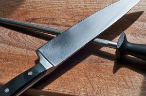 comment affûter couteau jambon