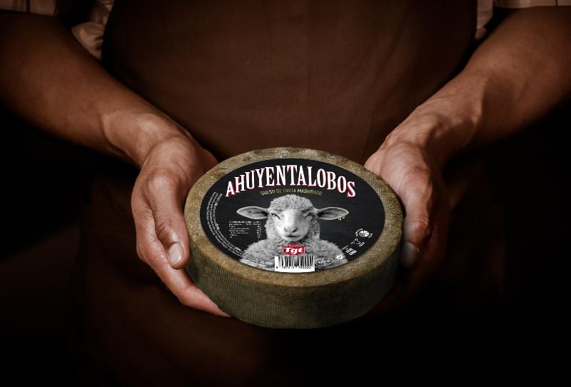 Fromage Ahuyentalobos: le fromage le plus loubard de la Vallée de Roncal