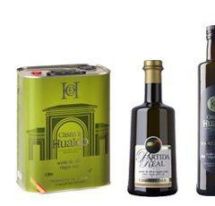 Ce Noël donner un bouteille d'huile d'olive extra vierge gastronomique